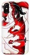 She Pop Art Rose IPhone Case