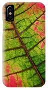 Shed Foliage IPhone Case