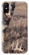 Shed Hunting IPhone Case