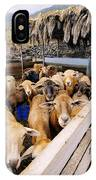 Sheeps Enclosure IPhone Case