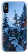 Sheer Walls IPhone Case