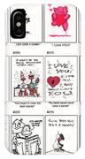 Sheet Three IPhone Case