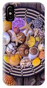Shell Collecting IPhone Case