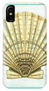 Shell Finds-a IPhone Case