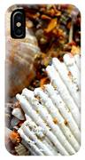 Shells On Sand IPhone X Case