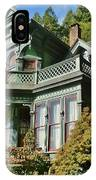 Shelton-mcmurphey House IPhone Case