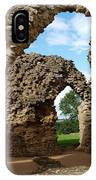 Sherborne Arches IPhone Case
