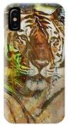 Shere Khan - Square Version IPhone Case