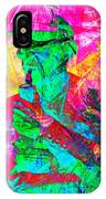 Sherlock Holmes 20140128p128 IPhone Case