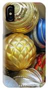 Shimmering Bauble IPhone Case