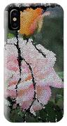 Shinning Roses Photo Manipulation IPhone Case