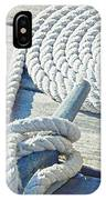 Ship Shape IPhone Case