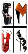 Shoe Love Quad IPhone Case