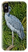 Shoebill Stork IPhone Case