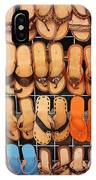 Shoes Shoes Everywhere Playa Del Carmen Mexico IPhone Case
