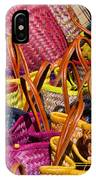 Shopping Baskets IPhone Case