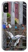 Shopping Cart IPhone Case