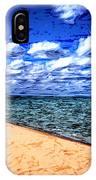 Shores Of Lake Superior IPhone Case