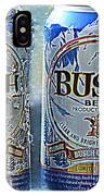 Shot Of Beer   IPhone Case