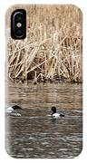 Shoveler Landing IPhone Case