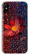Showers To Flowers IPhone Case