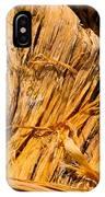 Shredded Bark IPhone Case