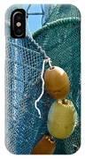 Shrimp Net Close Up IPhone Case