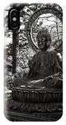 Siddhartha Gautama Buddha IPhone Case