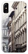 Siena Italy Architectural Photography IPhone Case by Kim Fearheiley