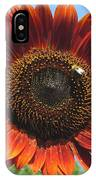 Sienna Sunflower IPhone Case