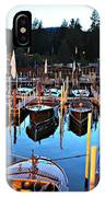 Sierra Boat Company IPhone Case
