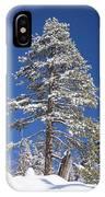 Sierra Snow IPhone Case