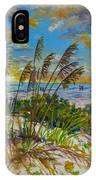 Siesta Beach Sunset Dunes IPhone Case
