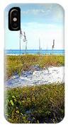 Siesta Beach View IPhone Case