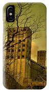 Silent They Stand IPhone Case