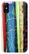 Silk Fabric 01 IPhone Case