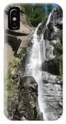 Silver Falls IIi IPhone Case