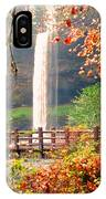 Silver Falls State Park IPhone Case