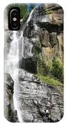 Silver Falls IPhone Case