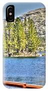 Silver Lake 2 IPhone Case