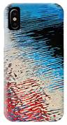 Silver Spirit Abstract IPhone Case