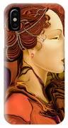 Simonetta Nouveau IPhone Case