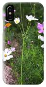 Simple Flowers 11460 IPhone Case