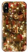 Simply Santa IPhone Case by Laurie Lundquist