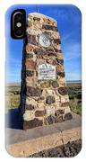 Simpson Springs Pony Express Station Monument - Utah IPhone Case