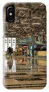 Singapore Changi Airport 03 IPhone Case