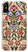 Single Stem Wallpaper Design, 1905 IPhone Case
