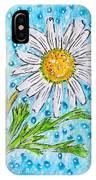 Single Summer Daisy IPhone Case
