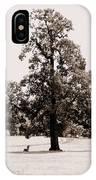 Single Tree Journey IPhone Case