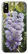 Single Wisteria  IPhone Case